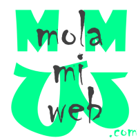 Logotipo de MolaMiWeb.com