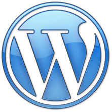Logotipo del WordPress