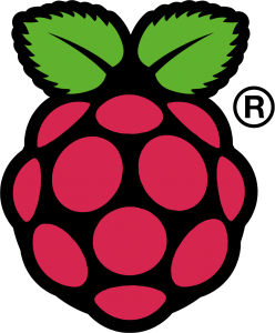 Logotipo de Raspberry Pi